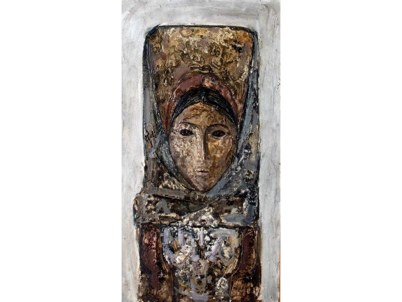 Композиция-48x89 cm - Светлин Русев