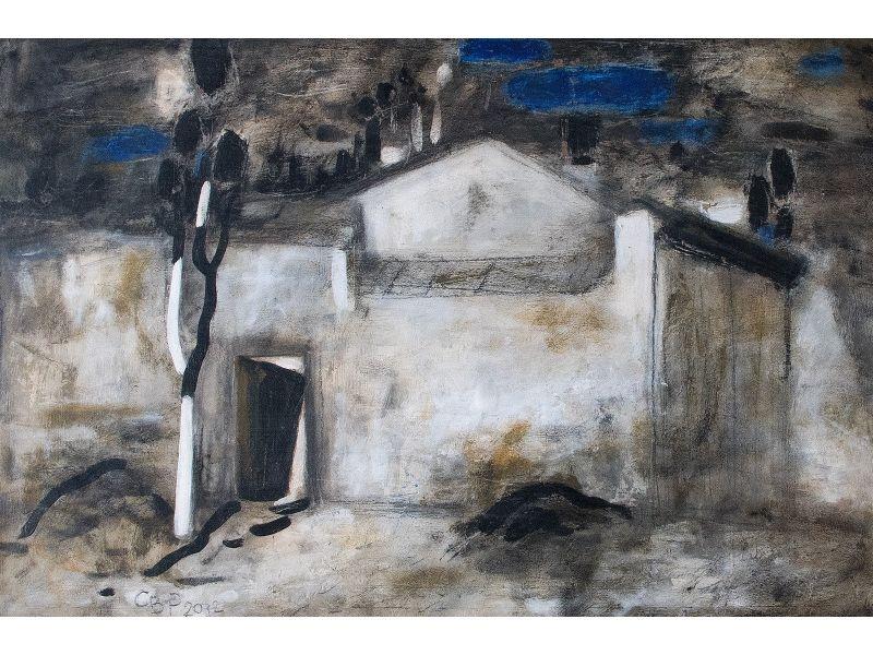Landscape-60x40 cm - Svetlin Rusev