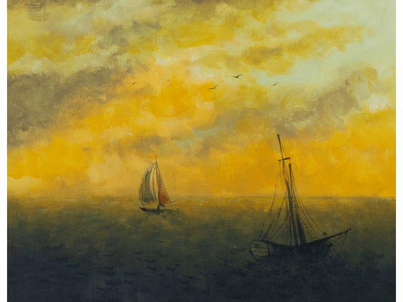 Landscape-50x40 cm