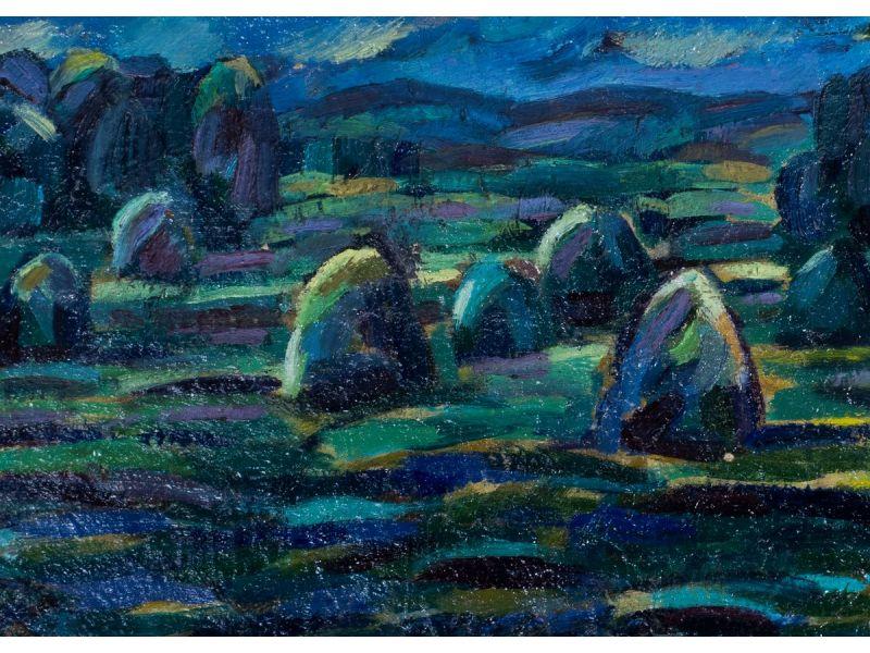 Без подпис-Пейзаж-42x31 cm