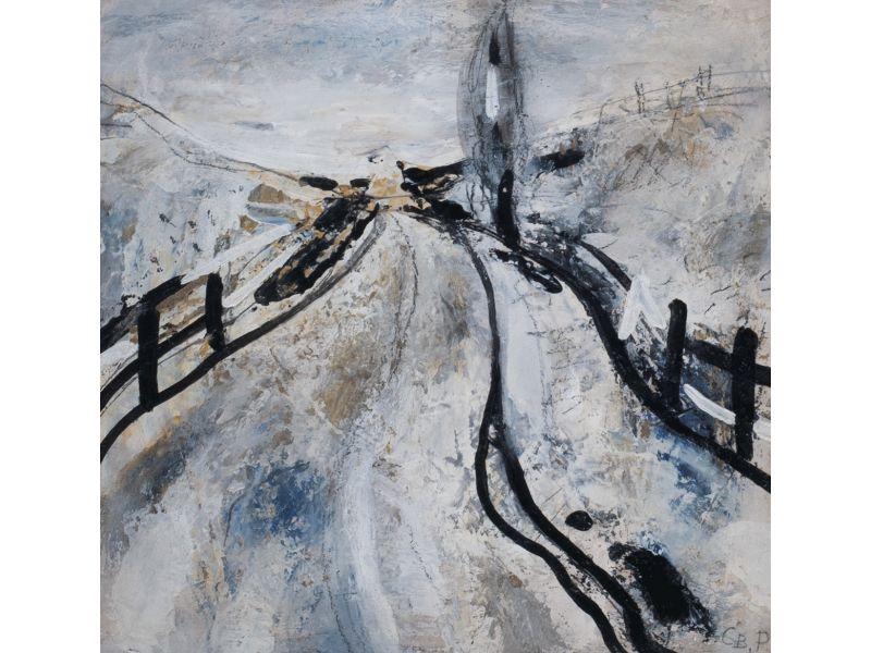 Landscape-30x30 cm