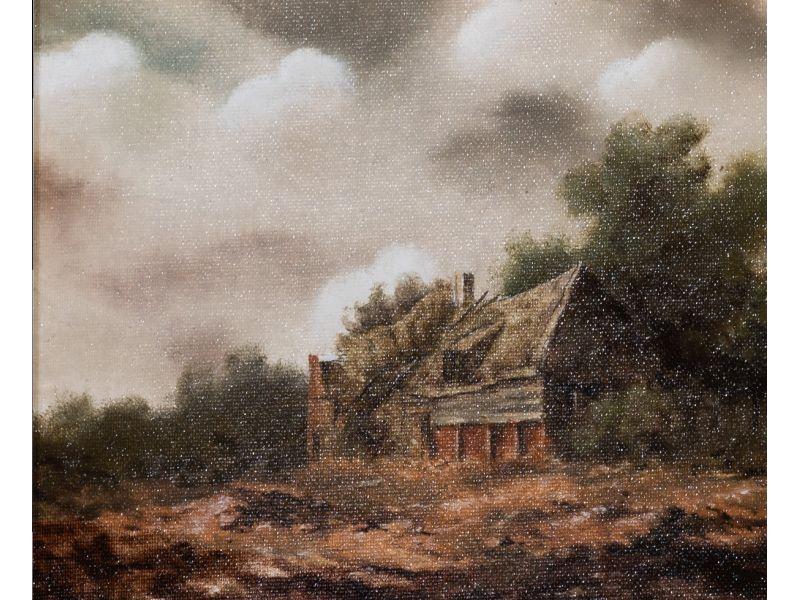 Landscape-13x11 cm
