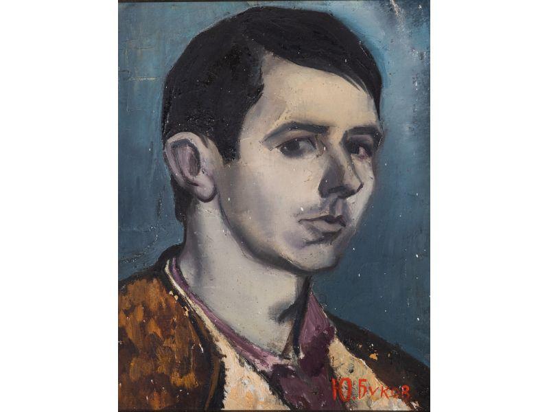 Портрет-33x41 cm
