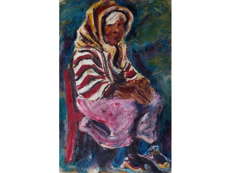 Портрет-42x65 cm