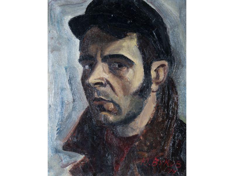 Портрет-40x50 cm