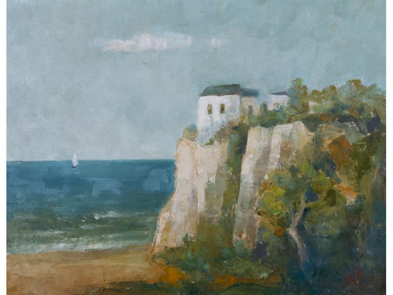 Landscape-60x46 cm