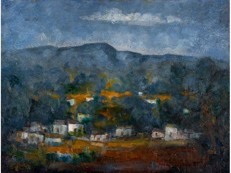 Landscape-60x40 cm