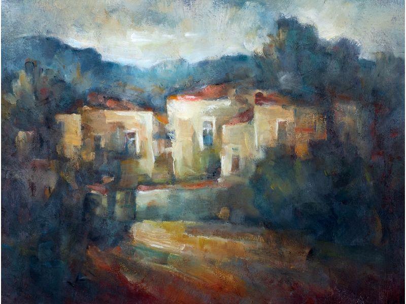 Landscape-56x41 cm