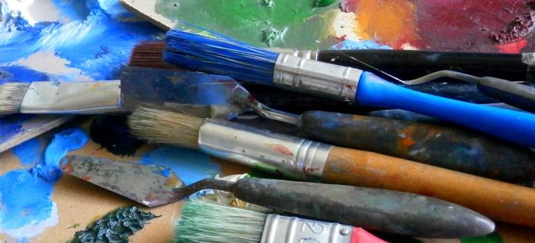 Живопис част 1 – Маслена живопис